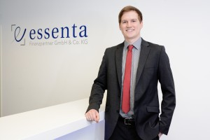 Lukas Berger - essenta Finanzpartner Trainee
