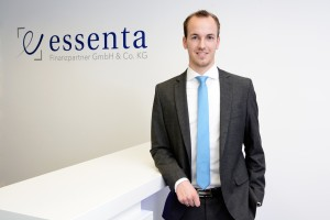 Christian Figgen - essenta Finanzpartner Trainee