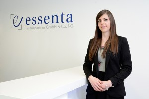 Lena Glaeser - essenta Finanzpartner Innendienst