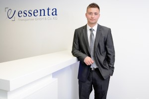 Oliver Lewin - essenta Finanzpartner Trainee