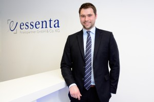 Marco Schwenke - essenta Finanzpartner Trainee