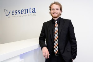 Stephan Kleine - essenta Finanzpartner Trainee